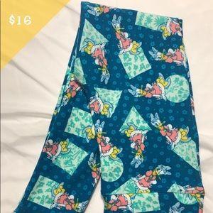 LuLaRoe Disney Daisy Duck Leggings NWT